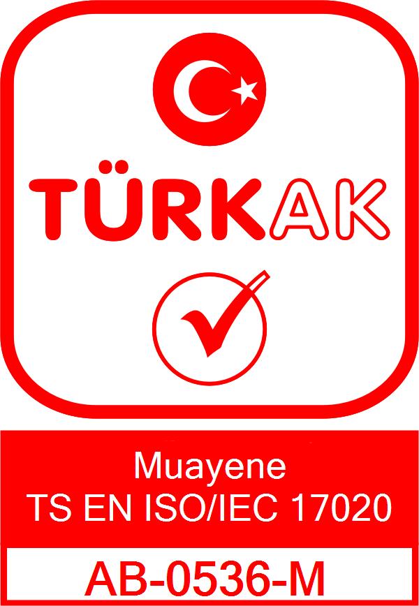 TÜRKAK Logo
